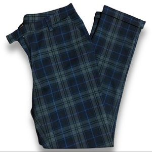 Forever 21 | Women's Plaid Ankle Pants